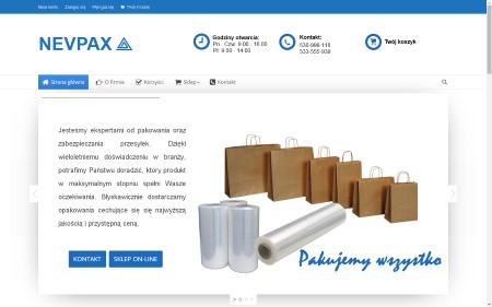 Nevpax