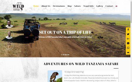 Wild Tanzania Safari