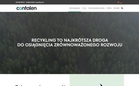 Contalen Recycling